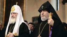 Армянская церковь выступила против предоставления Томоса Украине: в УПЦ КП сделали уточнение