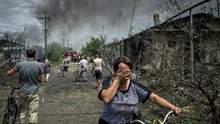 Скільки мирних жителів Донбасу загинуло у жовтні