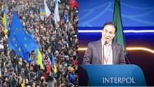 Главные новости 21 ноября: миновала пятая годовщина Майдана и избран президент Интерпола