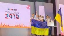 Украинцы победили на Всемирной олимпиаде по робототехнике