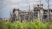 Боевики разозлили сеть своей выходкой в Донецком аэропорту: видео