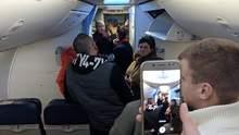 """В """"Борисполе"""" произошла авария самолета"""