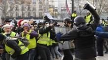 """Росія могла втручатись у протести """"жовтих жилетів"""" у Франції: Париж почав розслідування"""