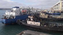 Владельцы судов, блокировавших Керченский пролив, владеют бизнесом в Украине, – InformNapalm