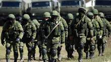 Росія стягнула до кордону з Україною тисячі військових і потужну зброю: карта