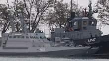 """""""Мужньо тримаються"""": з'явилися нові дані про полонених РФ моряків"""