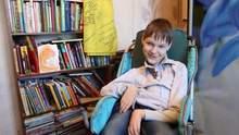 Умер 15-летний Дмитрий Ружевич – самый молодой в Украине директор частной библиотеки