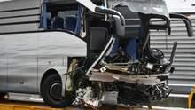 У Швейцарії пасажирський автобус з росіянами влетів у стіну: є загиблий