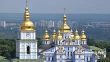 Михайловский собор станет главным для Украинской православной церкви