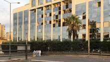У Греції біля будівлі телеканалу стався сильний вибух