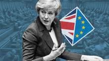 Парламент Британії не підтримав план Мей щодо Brexit