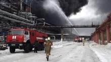 Чергові вибух з пожежею розбурхали Росію – цього разу на заводі поблизу Петербурга: є потерпілі