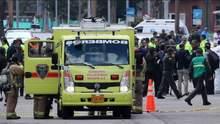 В Боготе взорвали авто со взрывчаткой: много погибших и раненых