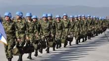 У МЗС України розповіли про найближчі плани щодо миротворців на Донбасі