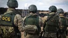 В оккупированном Крыму ФСБ снова задержала украинца