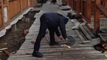 Вибух біля ресторану в Одесі: поліція оприлюднила інформацію про вибуховий пристрій