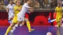 Женская сборная Украины сыграет против России в матче за 3 место на чемпионате Европы