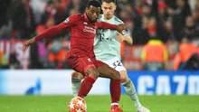 """""""Ліверпуль"""" і """"Баварія"""" зіграли внічию у першому матчі 1/8 фіналу Ліги чемпіонів: відео"""