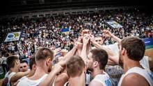 Збірна України з баскетболу драматично поступилася Чорногорії і не вийшла на чемпіонат світу