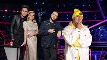 Голос страны 9 сезон 9 выпуск: чувственные выступления и романтика среди звездных судей