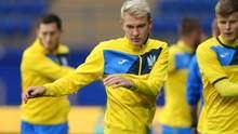 Збірна України зазнала серйозної втрати перед матчем з Португалією