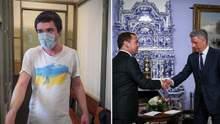 Главные новости 22 марта: приговор узнику Кремля Грибу, Медведчук с Бойко съездили к Медведеву