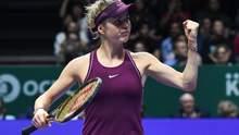 Свитолина проиграла 50 ракетке мира на турнире в Майами, Цуренко снялась из-за травмы
