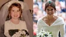 Принцесі Євгенії – 29: як виглядала внучка Єлизавети ІІ в дитинстві