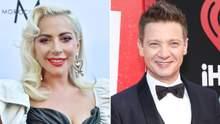 Леді Гага закрутила роман з голлівудським актором Джеремі Реннером, – ЗМІ
