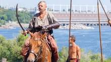 Казак, который упал с лошади и умер на Хортице, оказался известным актером