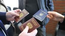 РФ планує видавати свої закордонні паспорти на окупованих територіях, – проросійські ЗМІ