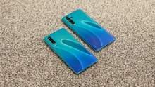 Смартфоны Huawei P30 и P30 Pro представили официально: характеристики и цена