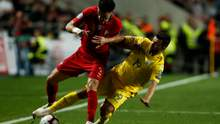 Люксембург подає скаргу на збірну України через Мораеса