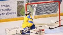 Украинские хоккеисты повторили 20-летний антирекорд и позорно проиграли немцам