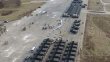Вооруженные силы получили новую технику, которая ранее не была на вооружении