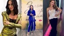 Тина Кароль, Джамала и другие звезды на премии Золотая Жар-птица: фото с красной дорожки