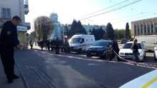 В Каменском стреляли в активиста, есть пострадавшие: фото