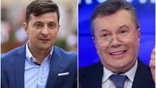 Янукович привітав Зеленського з перемогою на виборах: реакція штабу кандидата