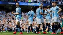 """Манчестер Сити"" победил ""Манчестер Юнайтед"" и захватил лидерство в АПЛ: видео"