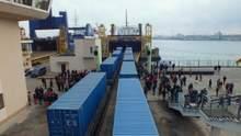 """Украина ведет переговоры с Еврокомиссией о включении в проект """"Нового шелкового пути"""""""