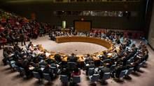 Радбез ООН заблокував пропозицію Росії щодо мовного закону в Україні