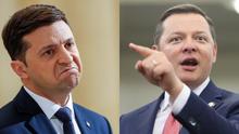 Зеленский собрал глав фракций на консультацию касаемо роспуска Верховной Рады: первые скандалы