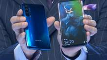 Флагманську лінійку смартфонів Honor 20 представили офіційно: характеристики і ціна