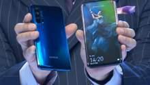 Флагманскую линейку смартфонов Honor 20 представили официально: характеристики и цена
