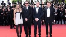 Однажды в Каннах: Ди Каприо, Тарантино, Питт и Робби появились на красной дорожке
