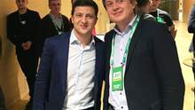 Зеленский назначил представителем президента в Кабмине Андрея Геруса