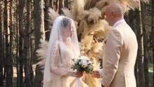 Весілля Потапа і Насті Каменських: онлайн-трансляція з ресторану