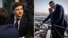 """Головні новини 26 травня: Зеленський про затримання у Рівному та інцидент з """"мостом Кличка"""""""