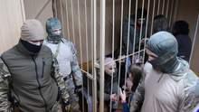 В России сделали дерзкое заявление об освобождении из плена украинских моряков
