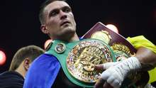 Усик став другим у рейтингу найкращих чемпіонів WBC у важкій вазі за всю історію